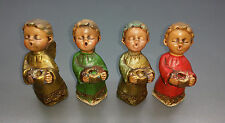 4 Angel - Candle Holder - 1950s Years