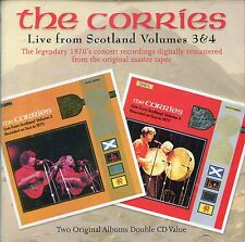 The Corries Live From Scotland Vol. 3 & 4 Traditional Music