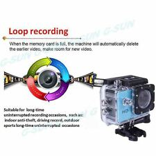 HD 1080P Camcorder Sports Full DV Car Action Waterproof for SJ4000 Video Camera