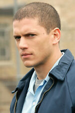 Prison Break Wentworth Miller In Denim Color Poster 11x17 Mini Poster