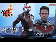 Hottoys ANTMAN (Civil War Version)MISB