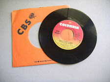 BOB DYLAN emotionally yours / when the night comes falling from the sky   45