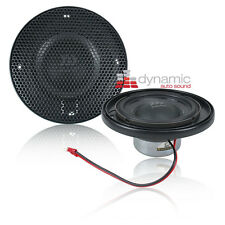 "Morel VIRTUS MW4 4"" Virtus Series Car Audio Mid-Woofers / Speaker MW-4 PAIR NEW"