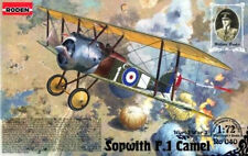 SOPWITH f1 CAMEL (British RAF/RFC/Iniziale & White Russian AF MARCATURE) 1/72 Roden
