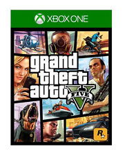 Grand Theft Auto V - Xbox One 2014 - BRAND NEW SEALED