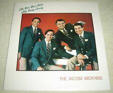The Jacobs Brothers No One Can Take My Song Away LP 1985 Vinyl Gospel Record