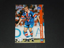P. BAILLS MOSSON SC MONTPELLIER MHSC PAILLADE FOOTBALL CARD DS 1998-1999 PANINI