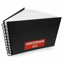 Royal Talens - Amsterdam All Acrylics - Landscape Sketch Book - 250gsm - A5