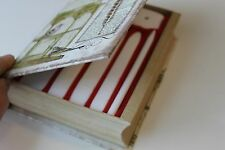 Scrapbooking and bookbinding essential tool kit. Gift box for your frend