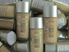 Wet n Wild Ultimate Match Liquid Foundation SPF 15 Bisque 856A Lot of 2