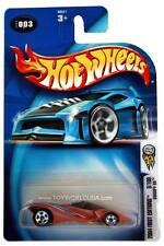 2004 Hot Wheels #003 First Editions Swoopy Do 0714 crd