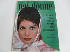 ROSANNA SCHIAFFINO-MINA-GARY GRANT-NO AL NEO FASCISMO  6 PAGINE CON FOTO