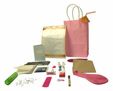 Bridesmaid Wedding Survival Kit Gift perfect for wedding day+Crystal Gift Bag