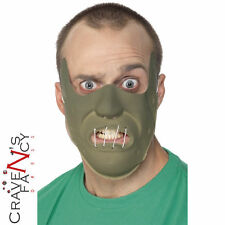 Hannibal Lecter Silence of the Lambs Restraint Face Mask Licensed