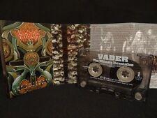 VADER The Ultimate Incantation / 1992 / MC CASSETTE IMPETIGO, DEATH, CARCASS