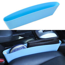 Hotsale New Blue Car Seat Seam Catcher Storage Box Pocket Phone Holder Organizer
