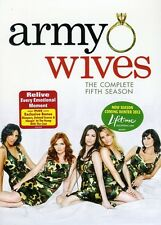 Army Wives: The Complete Fifth Season [3 Discs] (2011, DVD NIEUW) WS3 DISC SET