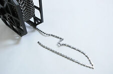 "KMC X10-93 1/2""x 3/32 HIGH QUALITY CHAIN FOR 10 SPEED GEARS WE CUT TO YOUR LENGT"