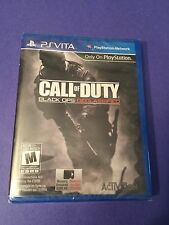 Call of Duty Black Ops Declassified *Launch Edition* for PS Vita NEW