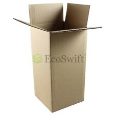 25 4x4x8 Cardboard Packing Mailing Moving Shipping Boxes Corrugated Box Cartons