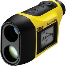 Nikon Laser Forestry Pro 999 ft measuring range, Waterproof, Lithium batter 8381