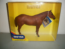 Breyer #1112 Hightower Hollywood Heroes Series Chestnut QH - Stud Spider - NIB!