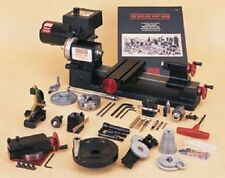 Sherline Model 4000C Micro Lathe / Mini Lathe Package Made in the USA!