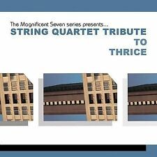 NEW - The String Quartet Tribute to Thrice EP by Various Artists