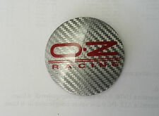 COPRIMOZZO BADGE CENTER CAP OZ WHEELS 54mm NEW ORIGINALE