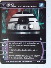 Star Wars TCG - BOY - R2-X2 (A) 28/105  NM/Mint