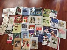 HUGE LOT OF 124 Greeting Cards Made in Canada NEW MINT CONDITION!