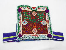 Kuchi Afgana TRIBAL DANZA DEL VENTRE fatto a mano ATS Choli Top Vintage Crop Top ct-046