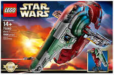 New LEGO Star Wars Slave I (75060) Ultimate Collector's Series Hard To Find