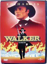 Dvd Walker - Una storia vera con Ed Harris 1987 Usato raro fuori cat.