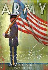 US Army Patriotic Garden Flag