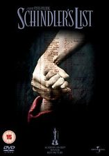 DVD:SCHINDLERS LIST - SPECIAL EDITION - NEW Region 2 UK