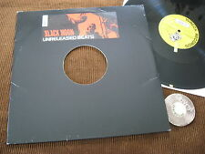 LP Black Moon Unreleased Beats Sh*t iz Real Enta da Stage Beats USA 1998 | EX