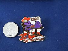 WILLABEE & WARD PIN RED HAT SOCIETY COLORFULLY CONNECTED