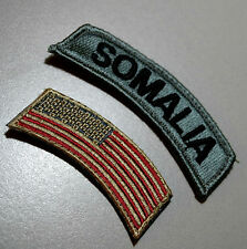 UNOSOM II ARMY 75th RANGERS 1st SFOD-D BATTLE of MOGADISHU WAR TROPHY SOMALIA OD