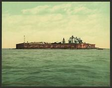 Fort Sumter Charleston SC A4 Photo Print