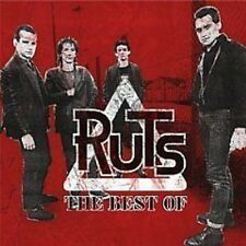 The Ruts Best Of CD NEW Punk Babylon's Burning/H Eyes/Staring At The Rude Boys+