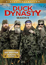 Duck Dynasty: Season 9, Very Good DVD, Kay Robertson, Jase Roberston, Phil Rober