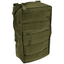 5.11 6.10 VERTICAL MULTI PURPOSE UTILITY POUCH MOLLE SYSTEM AIRSOFT OLIVE TAC OD