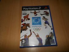 PS2 Athens 2004, 2004 UK Pal, Brand New & Sony Factory Sealed
