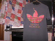 Adidas MCMXCII T Shirt - Med (38 - 40) 1992 Olympics Trefoil Flame Torch Logo