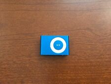 Apple iPod shuffle blue 2nd Generation w original box