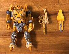 Takara Transformers Beast Wars Telemocha  Cheetor TM-03