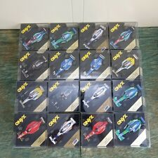 1/43 Diecast, 16 Piece Set, Formula 1, F1 '94 Collection, Onyx Model Cars
