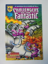 1x Comic - Marvel DC Crossover Nr. 3 - Challengers of the Fantastic  - Z. 1