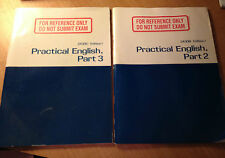 Practical English, Parts 2 and 3; 2430B Edition 1 and 2430C Edition 1 store#1540